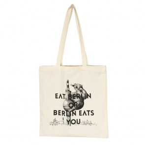 EAT BERLIN - Jutebeutel